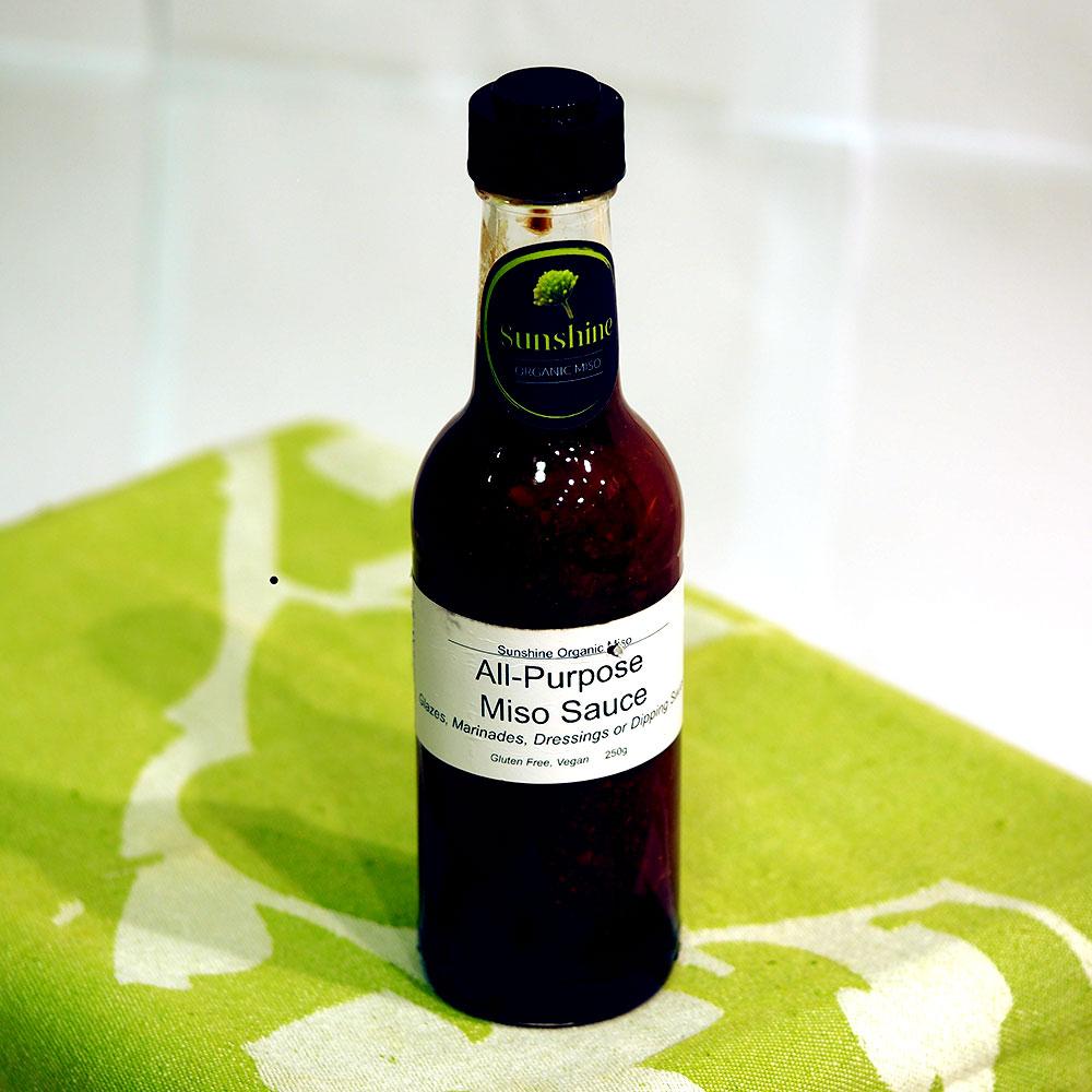 All Purpose Miso Sauce by Sunshine Organic Miso