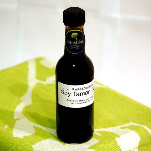 Soy Tamari Sauce by Sunshine Organic Miso